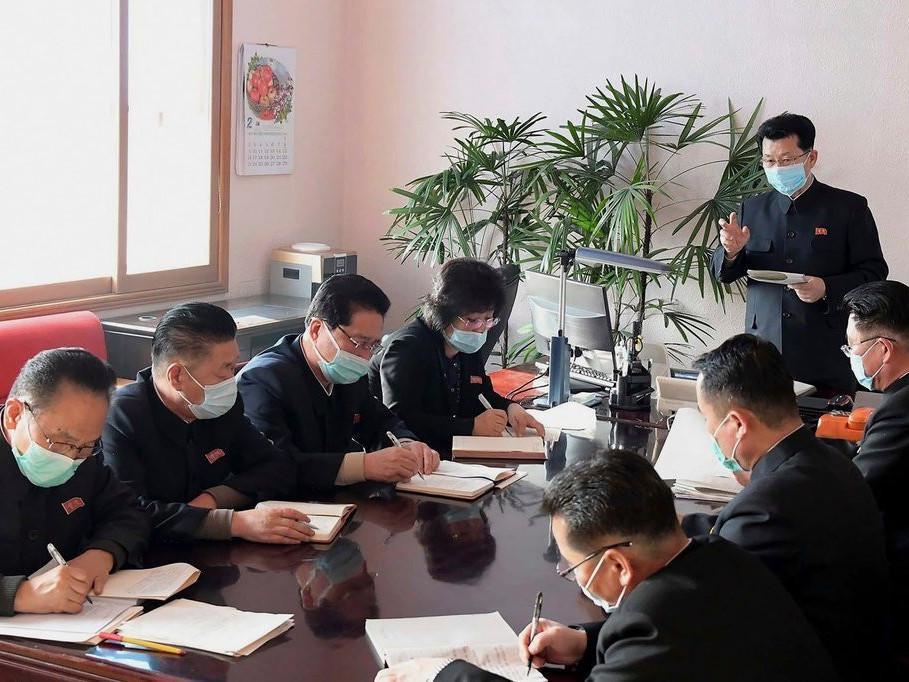 Хойд Солонгост коронавирусийн анхны сэжигтэй тохиолдол бүртгэгджээ