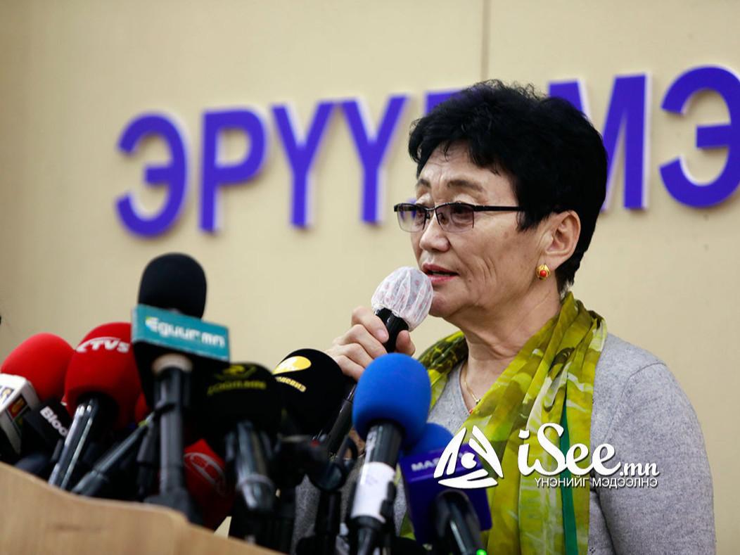 А.Амбасэлмаа: 677 хүнээс халдвар илрээгүй, өнөөдөр 6 хүн эдгэрч гарсан