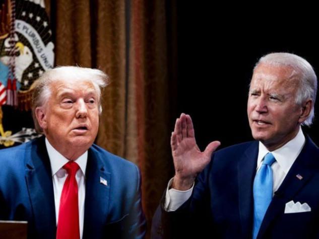 Д.Трамп,Ж.Байденнарын анхны мэтгэлцээн маргааш эхэлнэ