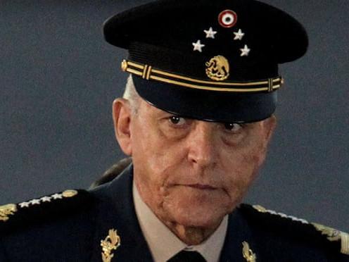 Мексикийн генерал АНУ-д хар тамхины хэргээр баривчлагджээ