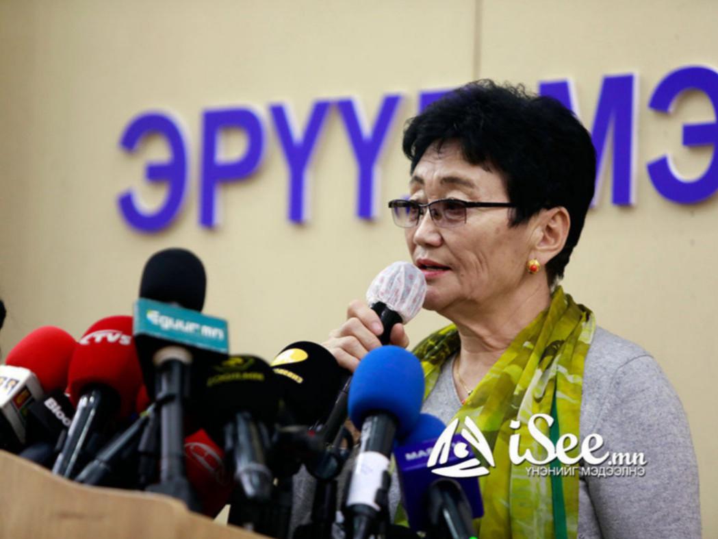 А.Амбасэлмаа: Сэлэнгэ аймагт дахин 13 хүнээс халдвар илэрч, батлагдсан тохиолдол 518 боллоо