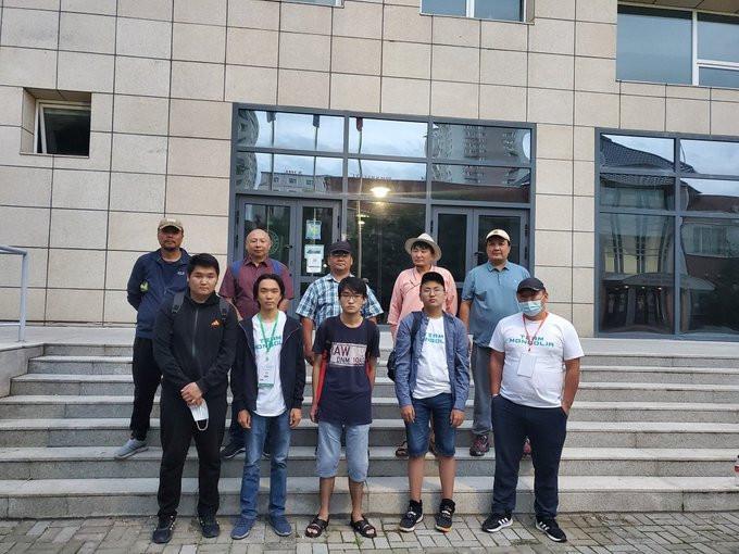 Олон Улсын Математикийн олимпиадад Монголын баг онлайнаар оролцож байна