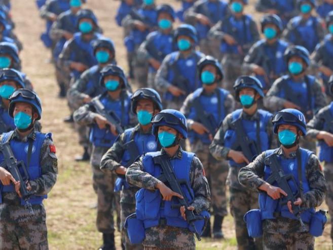 БИДНИЙ ТУХАЙ: БНХАУ-ын арми Монгол цэргүүдтэй хамтарч цэргийн сургуулилт хийжээ