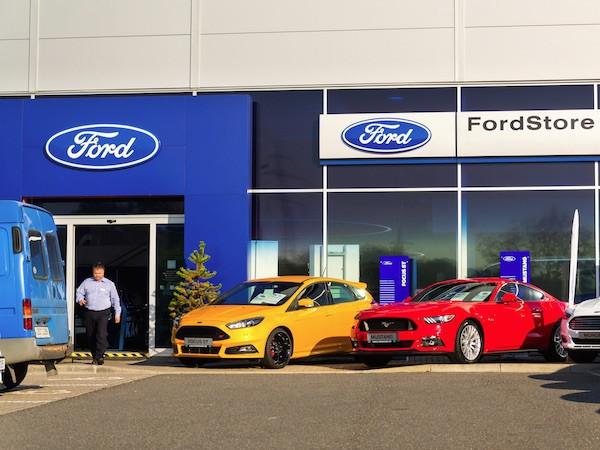"""""""Форд"""" цахилгаан автомашины үйлдвэрлэлд 11.4 тэрбум долларын хөрөнгө оруулалт хийхээ мэдэгдлээ"""